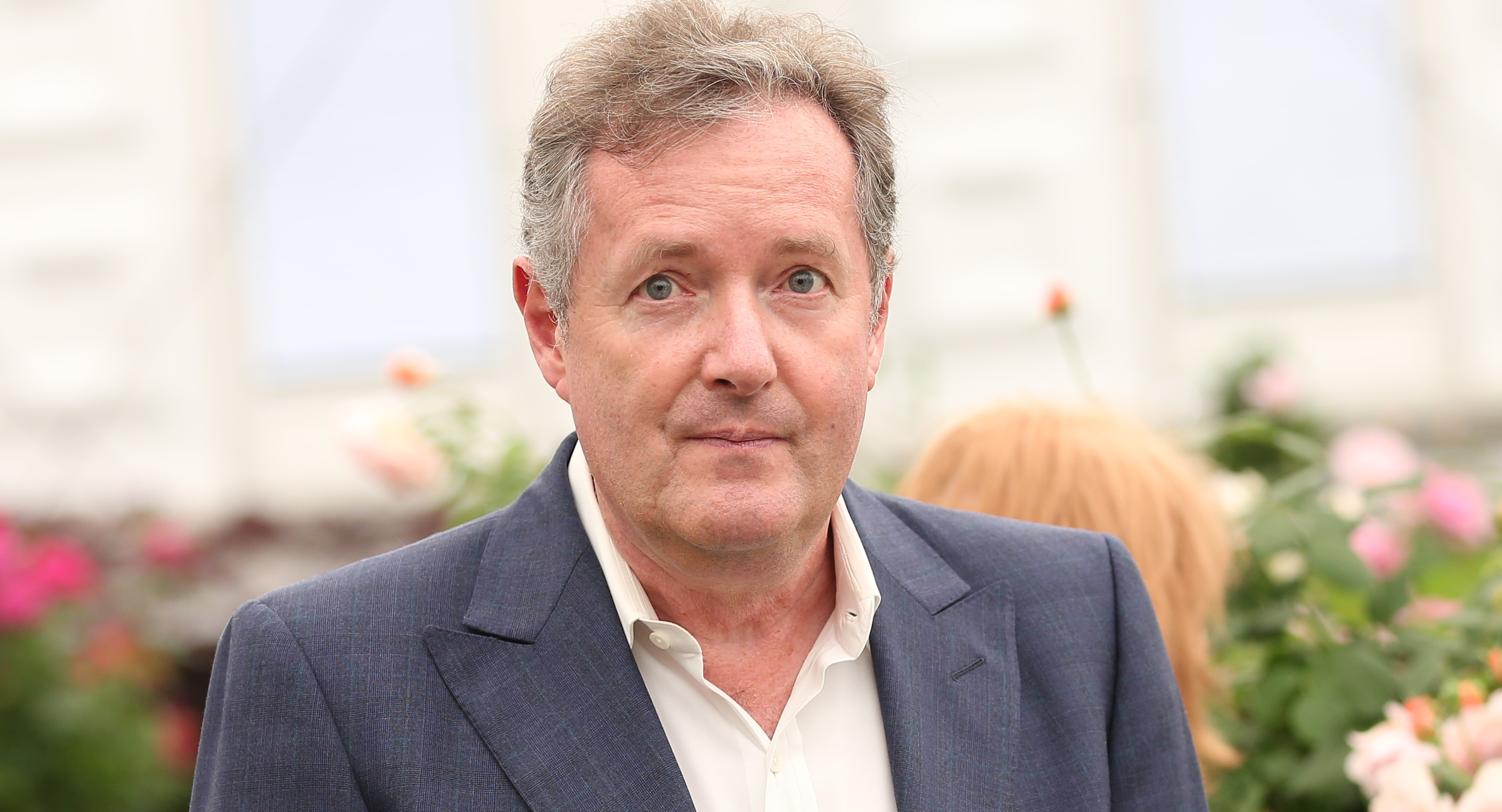 """Piers Morgan brands Lord Sugar a """"bald old goat"""" after he mocks his hair"""
