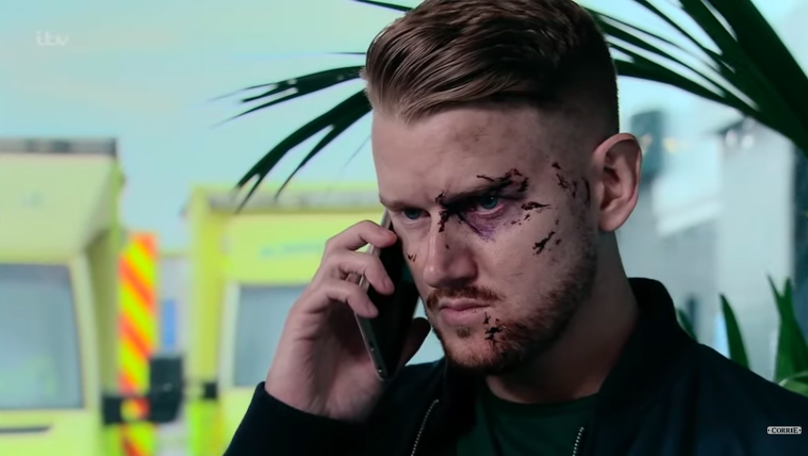 Corrie fans slam obvious twist Gary was behind factory collapse