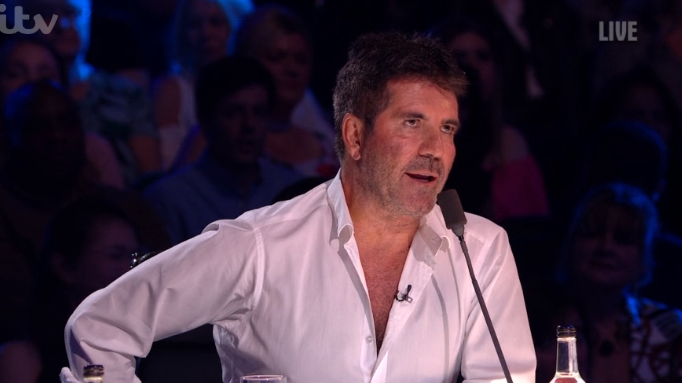 BGT viewers slam Simon Cowell for 'rude' and 'nasty' remark to contestant