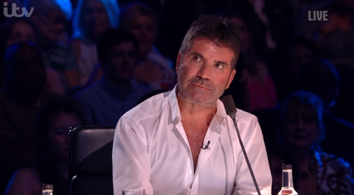 Simon Cowell 'threatens to cancel Britain's Got Talent audition after magic trick goes wrong'