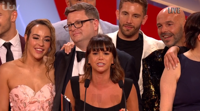 Why Hollyoaks deserved to win Best Soap at The British Soap Awards