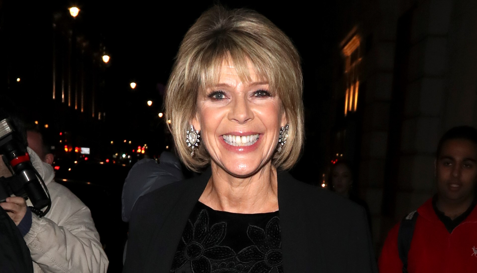 Fans express concern as 'shaken' Ruth Langsford reveals painful injury after nasty fall