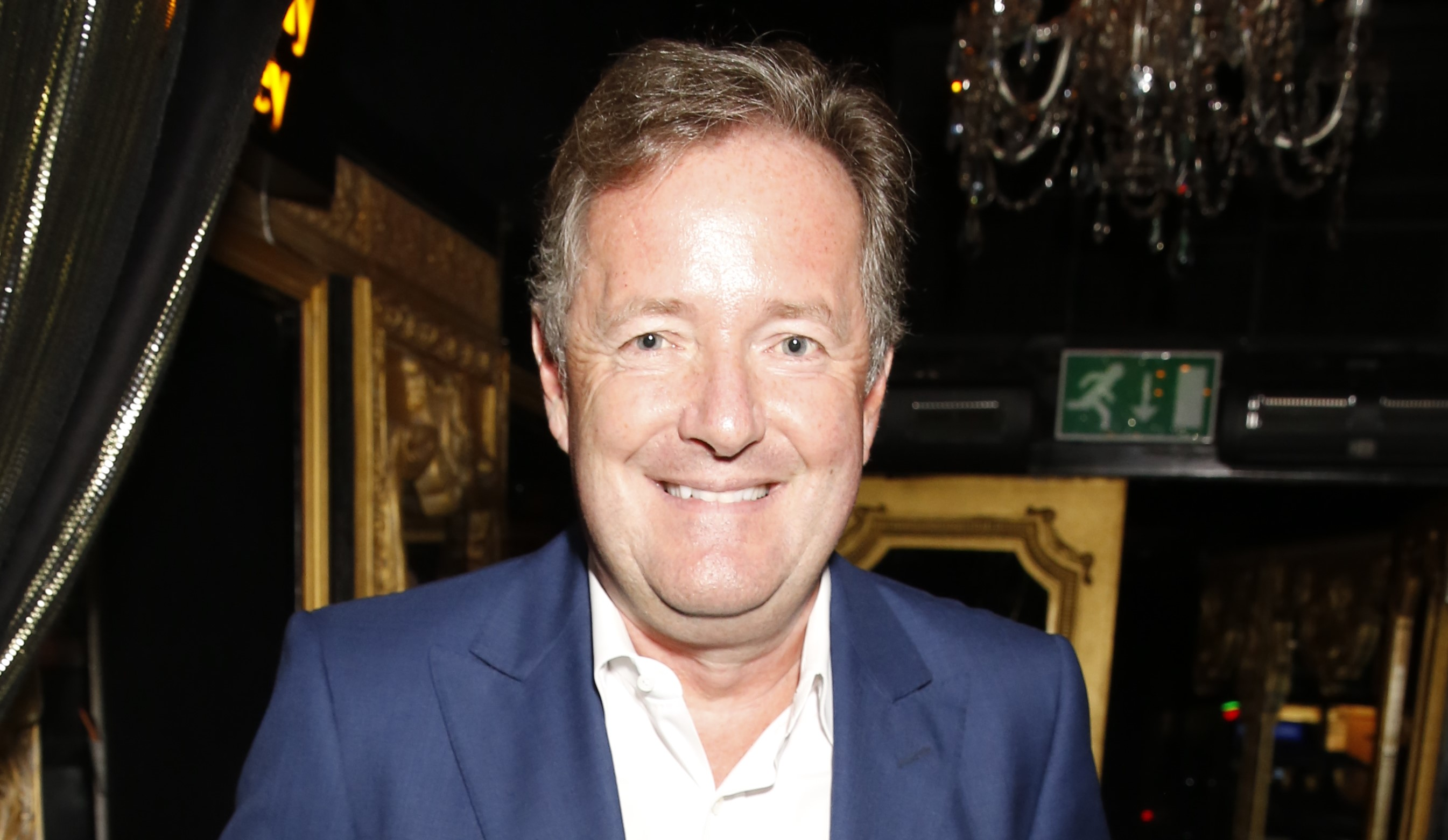 Piers Morgan shares sweet family snaps from his mum's 75th birthday bash