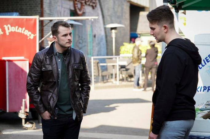 EastEnders SPOILER: Halfway gets Stuart to murder Ben?