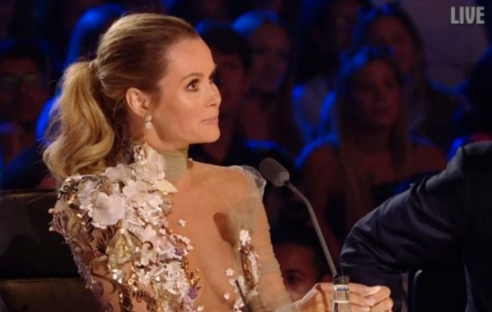 Amanda Holden defiantly flashes even more flesh for BGT final