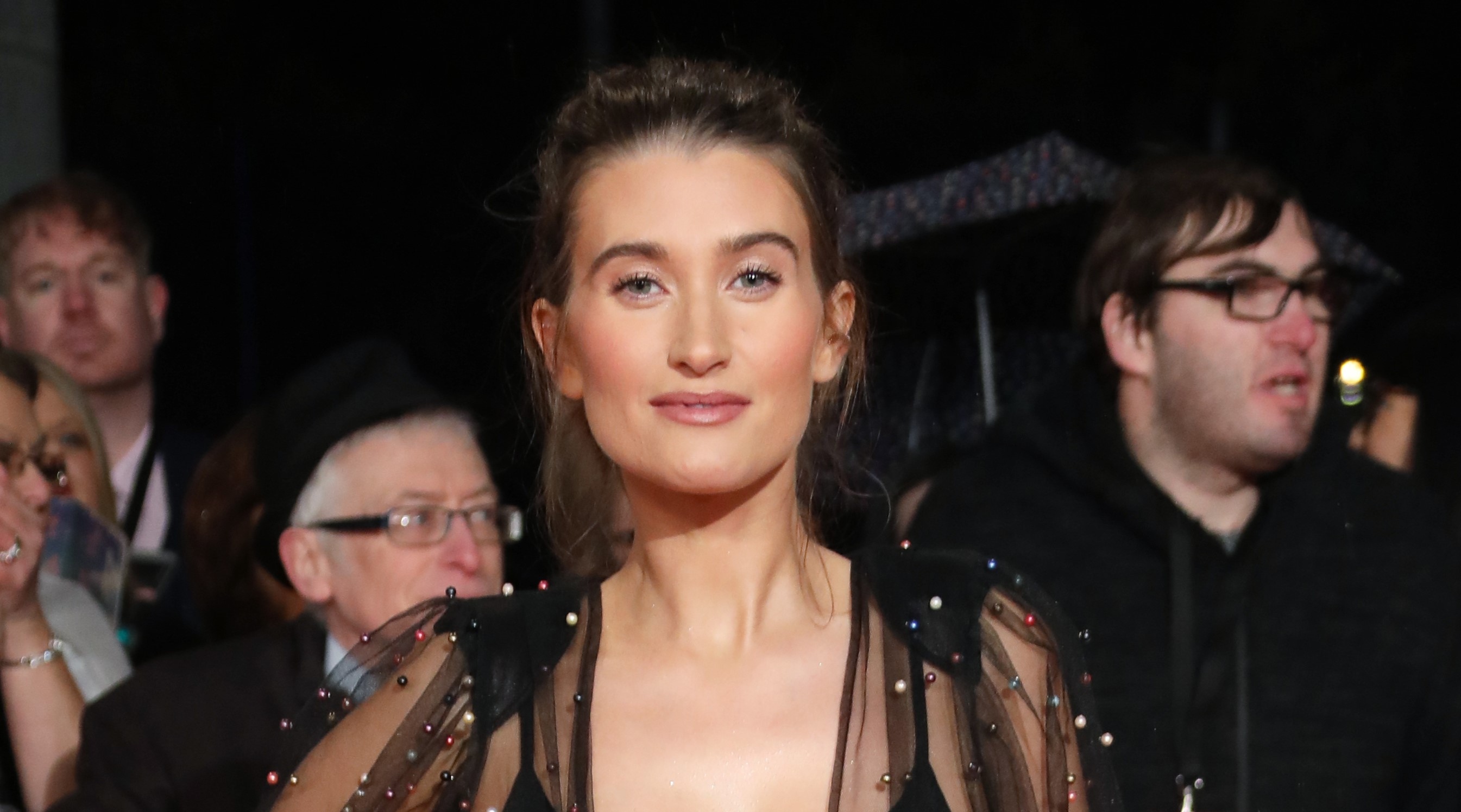 """Pregnant Charley Webb in """"agony"""" after being diagnosed with painful health condition"""