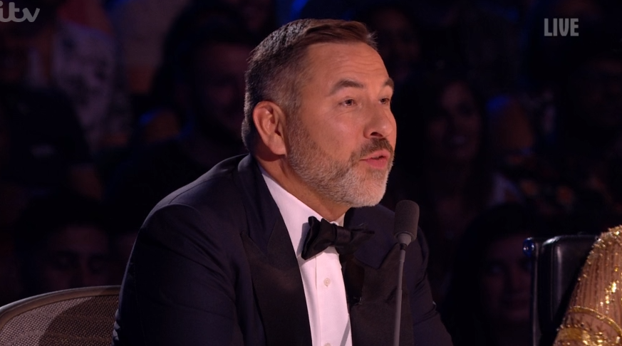BGT viewers blast David Walliams for menopause remark to contestant