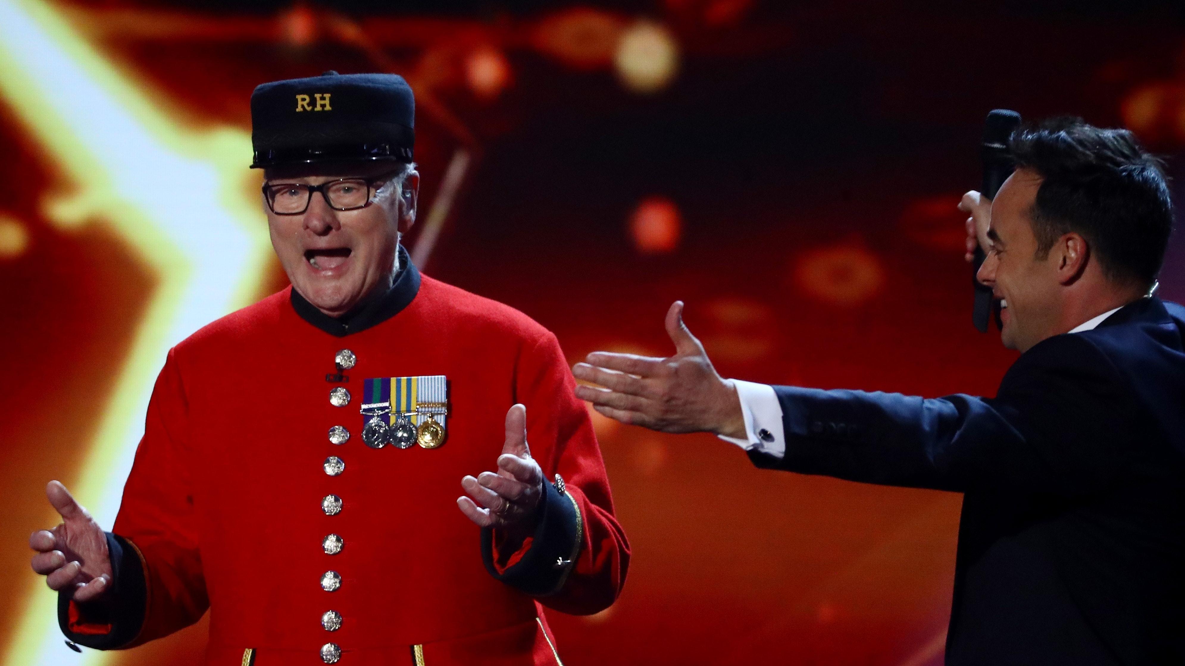 Britain's Got Talent final enjoys ratings high