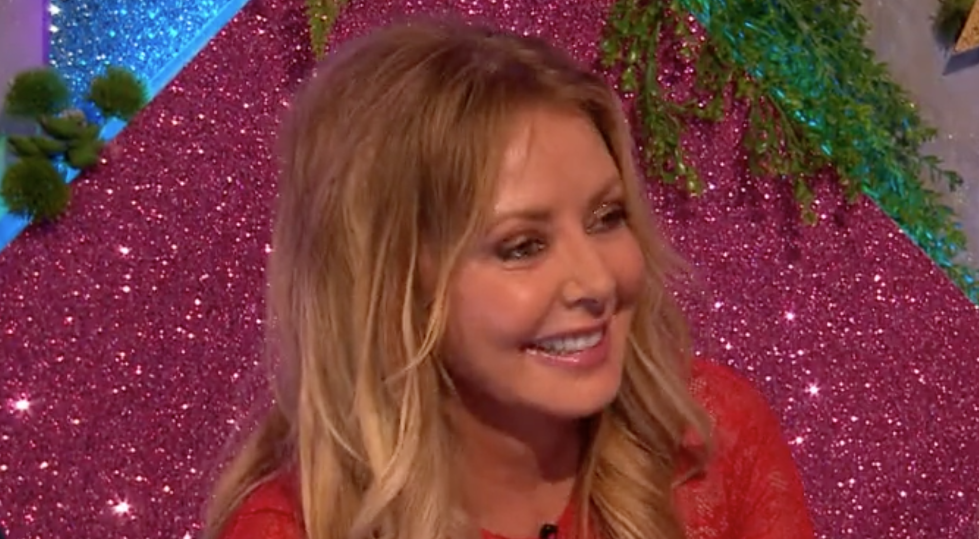Fans rave about Carol Vorderman's curves as she appears on BGT spin-off