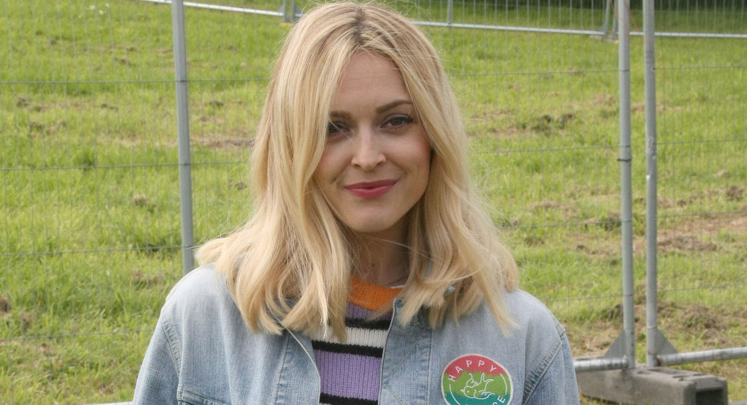 Fearne Cotton Reveals Dramatic New Hairdo Entertainment Daily