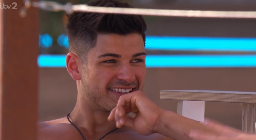 Love Island slams rumours Anton Danyluk has been removed from the villa