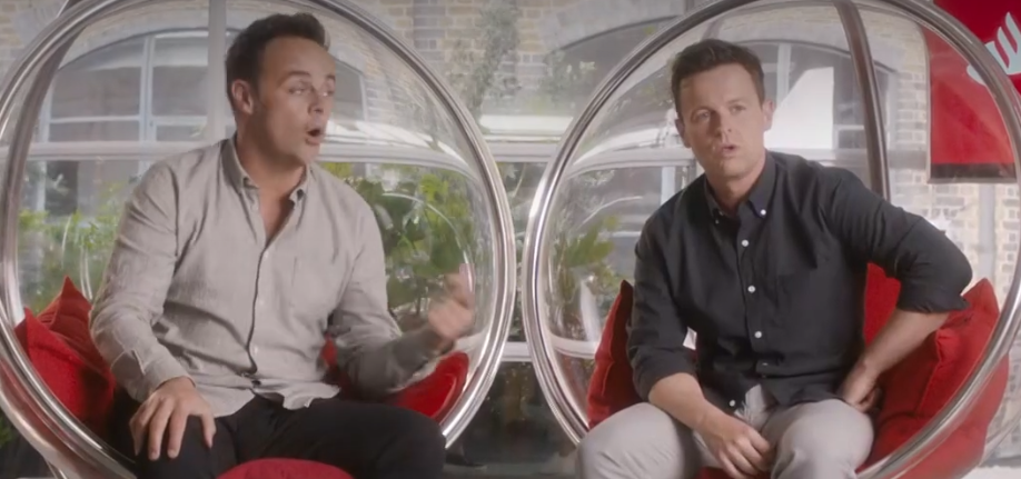 Santander customers threaten to change banks after 'cringeworthy' Ant and Dec ad
