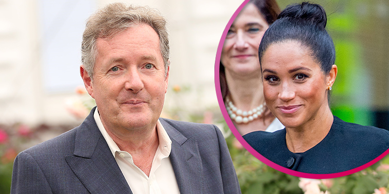 Piers Morgan slams Meghan over her absence during Trump's visit to UK