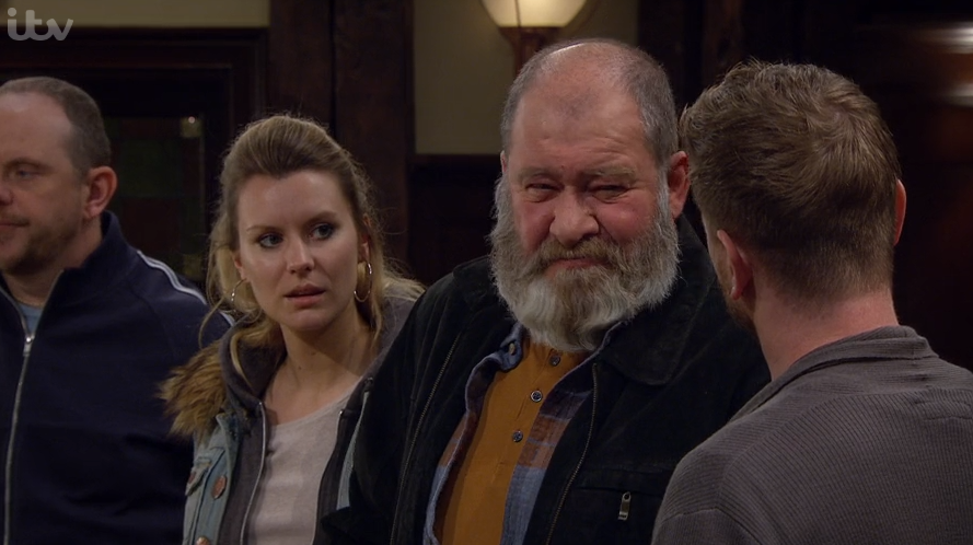 Emmerdale viewers furious at Bear Wolf's comments about Maya and Jacob