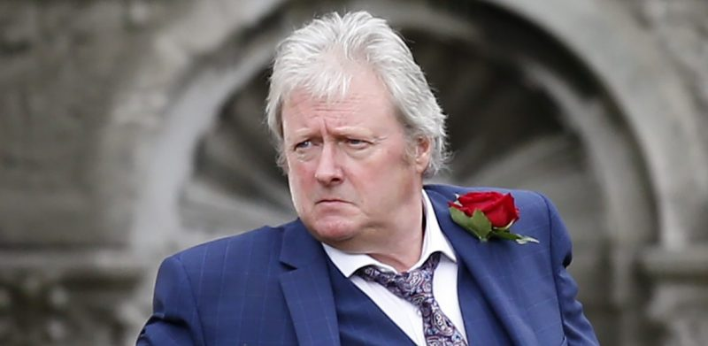 "Corrie legend Charlie Lawson scatters wife's ashes years after her ""horrible"" death"