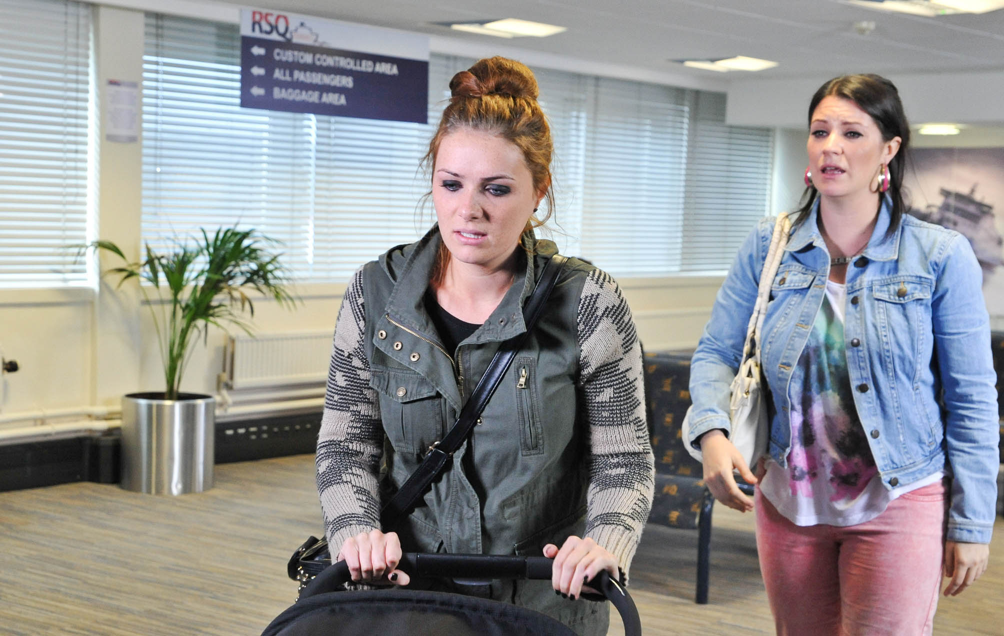 Chelsea Halfpenny as Amy Wyatt