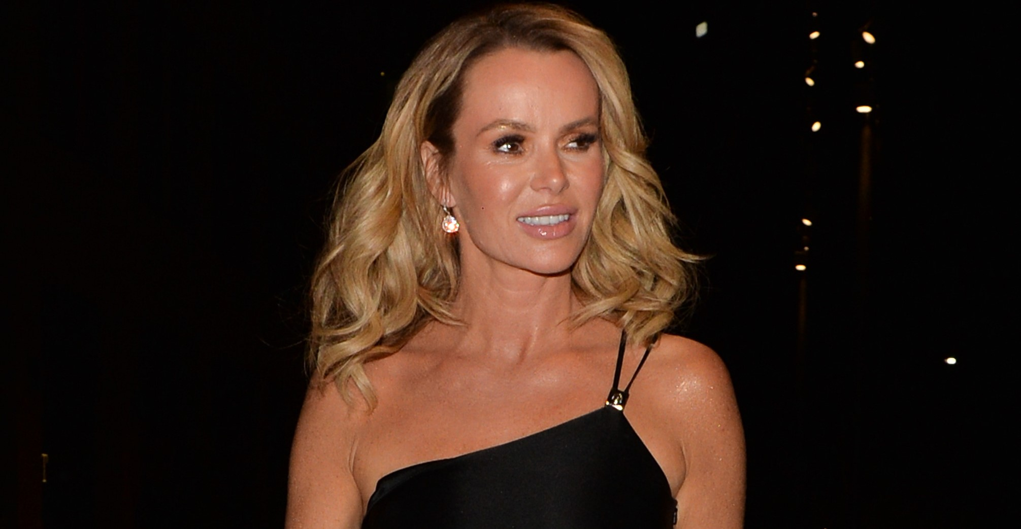 Amanda Holden banned from her daughter's school sports day