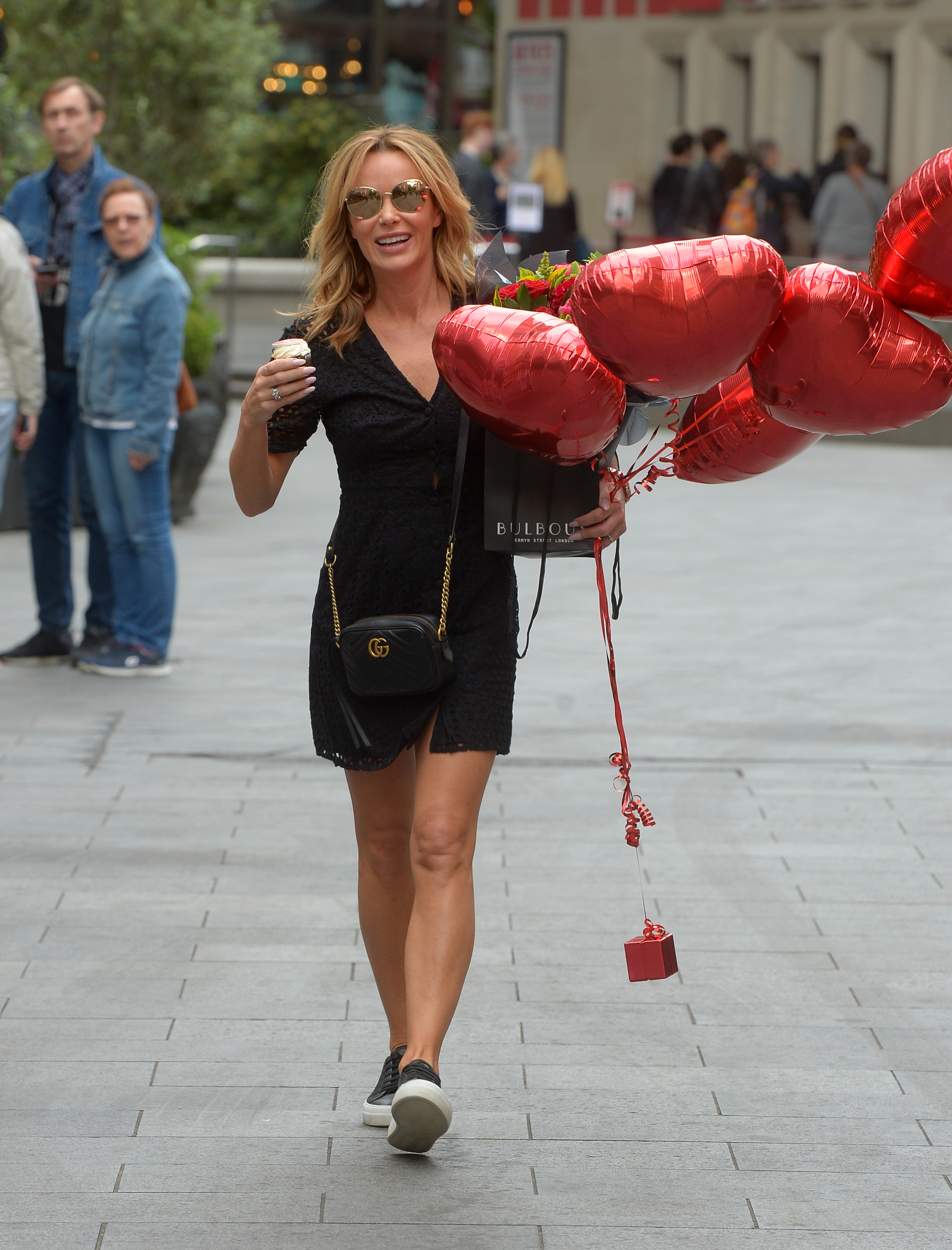 Amanda Holden wouldn't want to find spiders, flies or