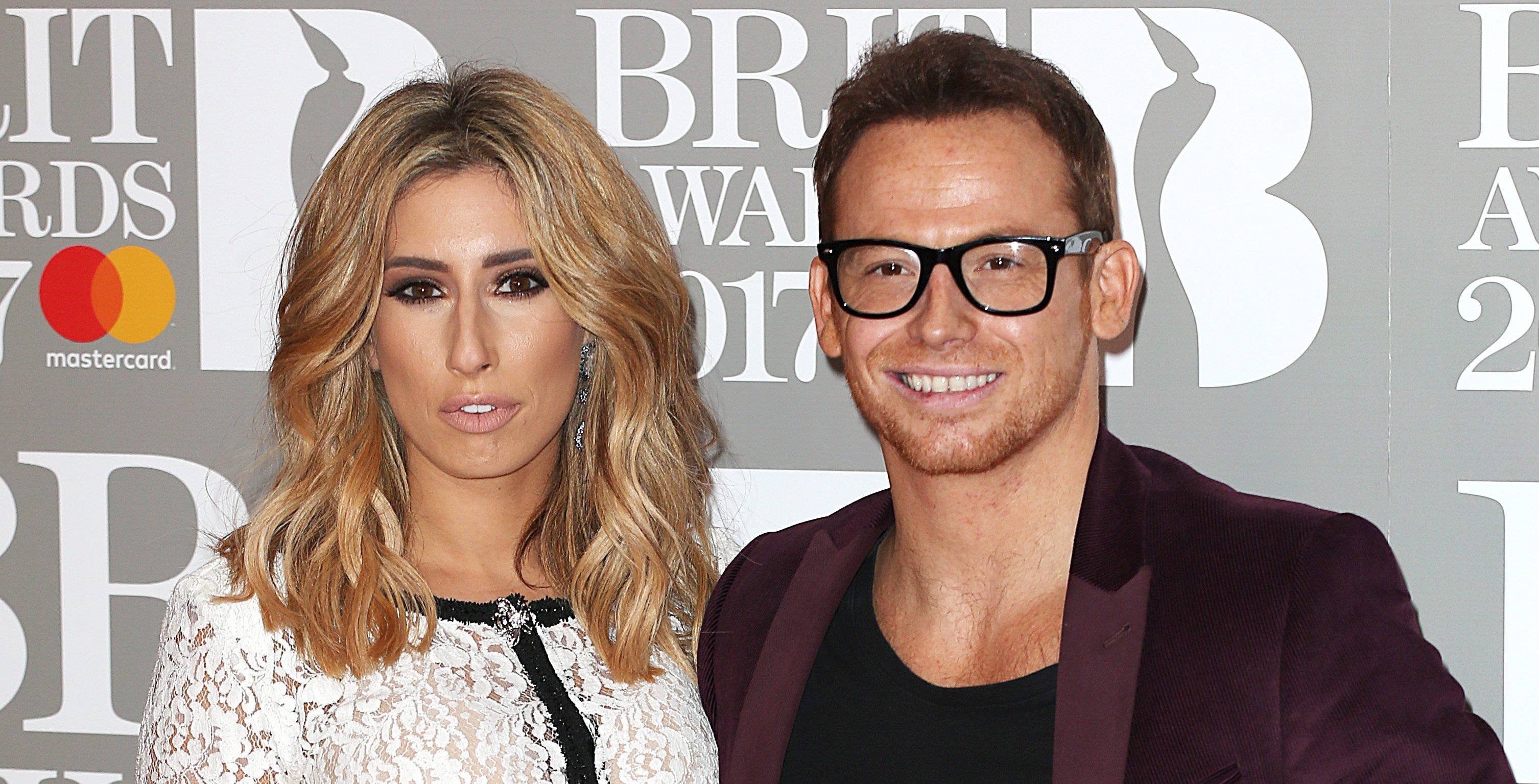 The meaning behind Stacey Solomon and Joe Swash's son's name