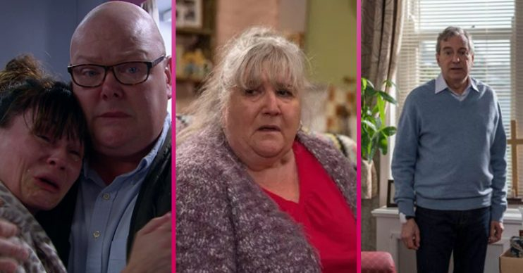 Emmerdale Chas Paddy Lisa and Ashley deaths Credit: (ITV)