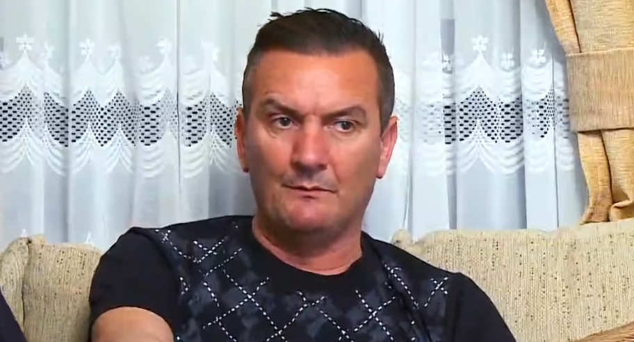 Gogglebox star Lee Riley shares sweet message for partner Steve on their 25th anniversary