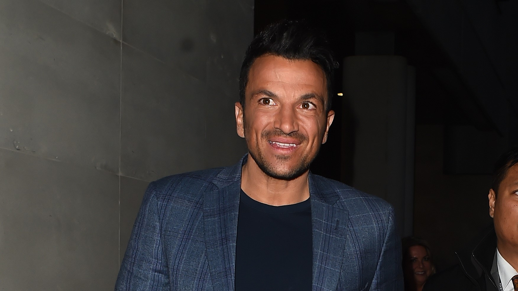 Peter Andre prepares to crack America as he signs deal with manager in the States