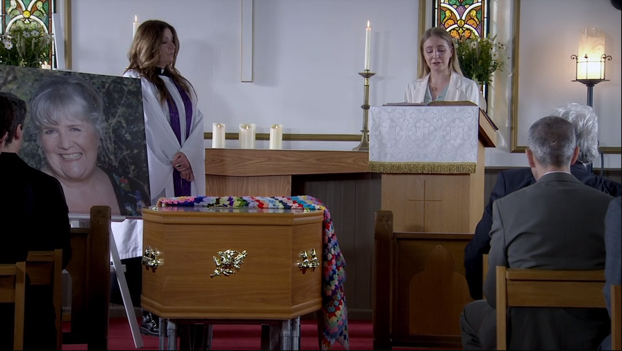 Emmerdale viewers in tears as Dingle family read their
