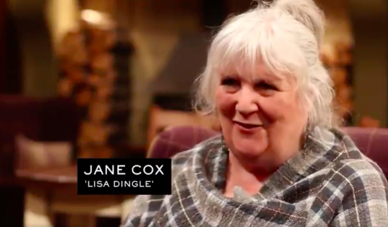 Jane Cox Lisa Dingle