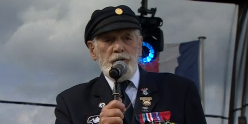 The One Show viewers destroyed as veteran Jim Radford sings 'gut-wrenching' D-Day tribute