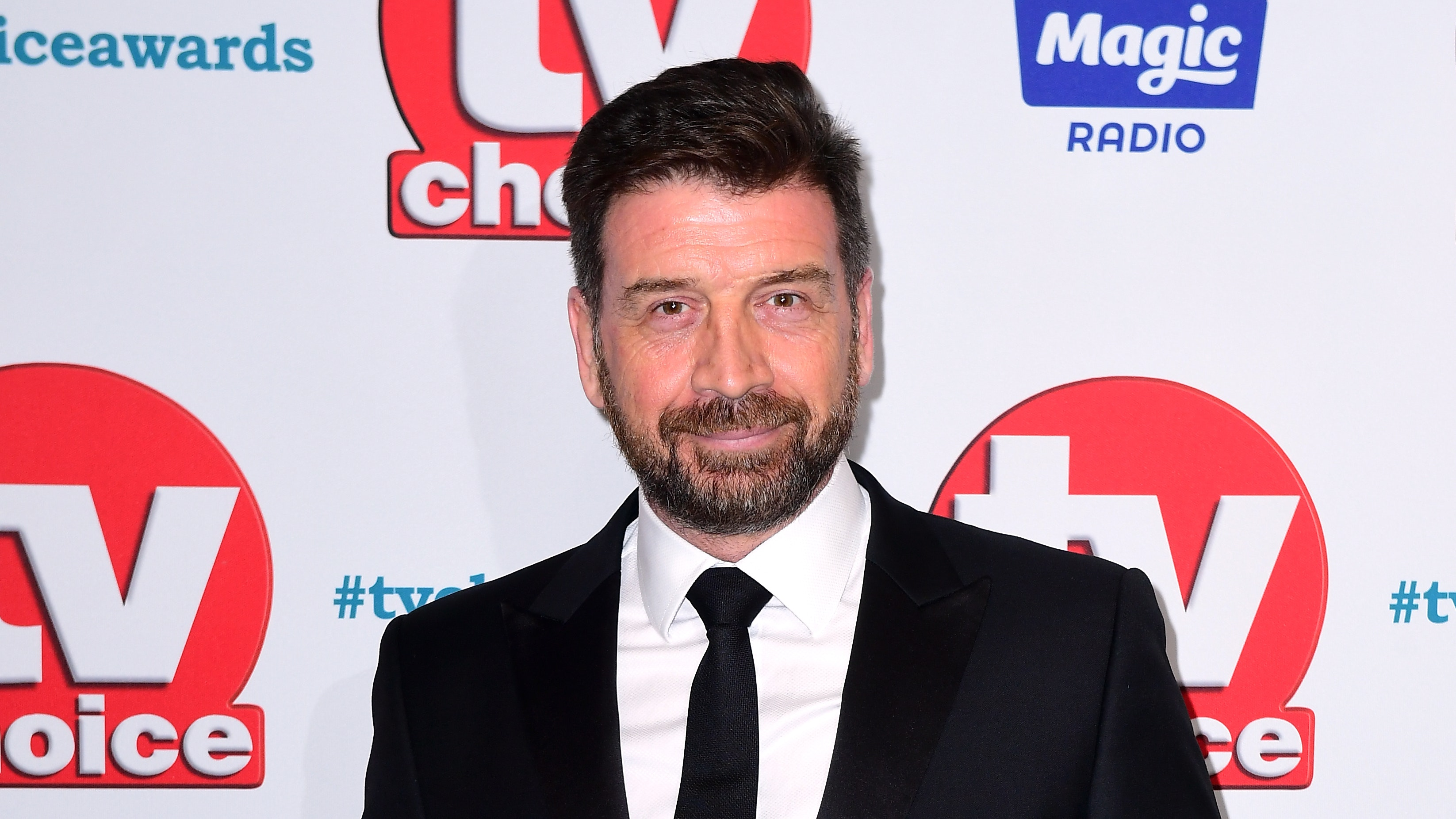 Nick Knowles admits driving while using mobile phone