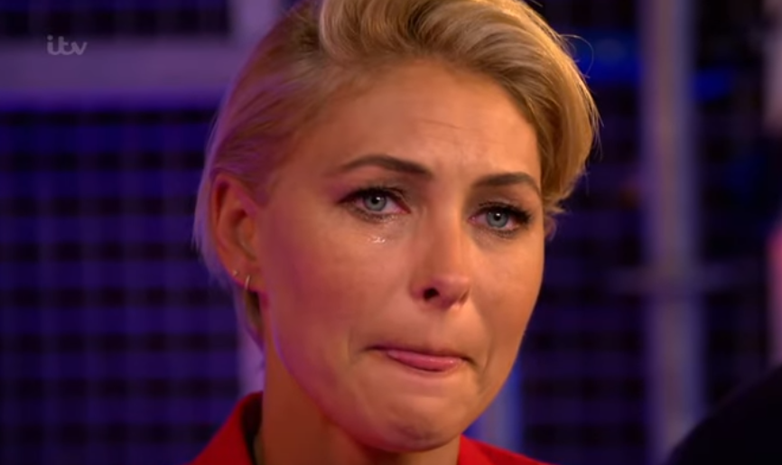 Emma Willis cries at The Voice Kids auditionee's song about late mum