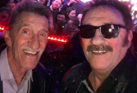 Chuckle Brothers star Paul's grief over Barry has left him in physical pain