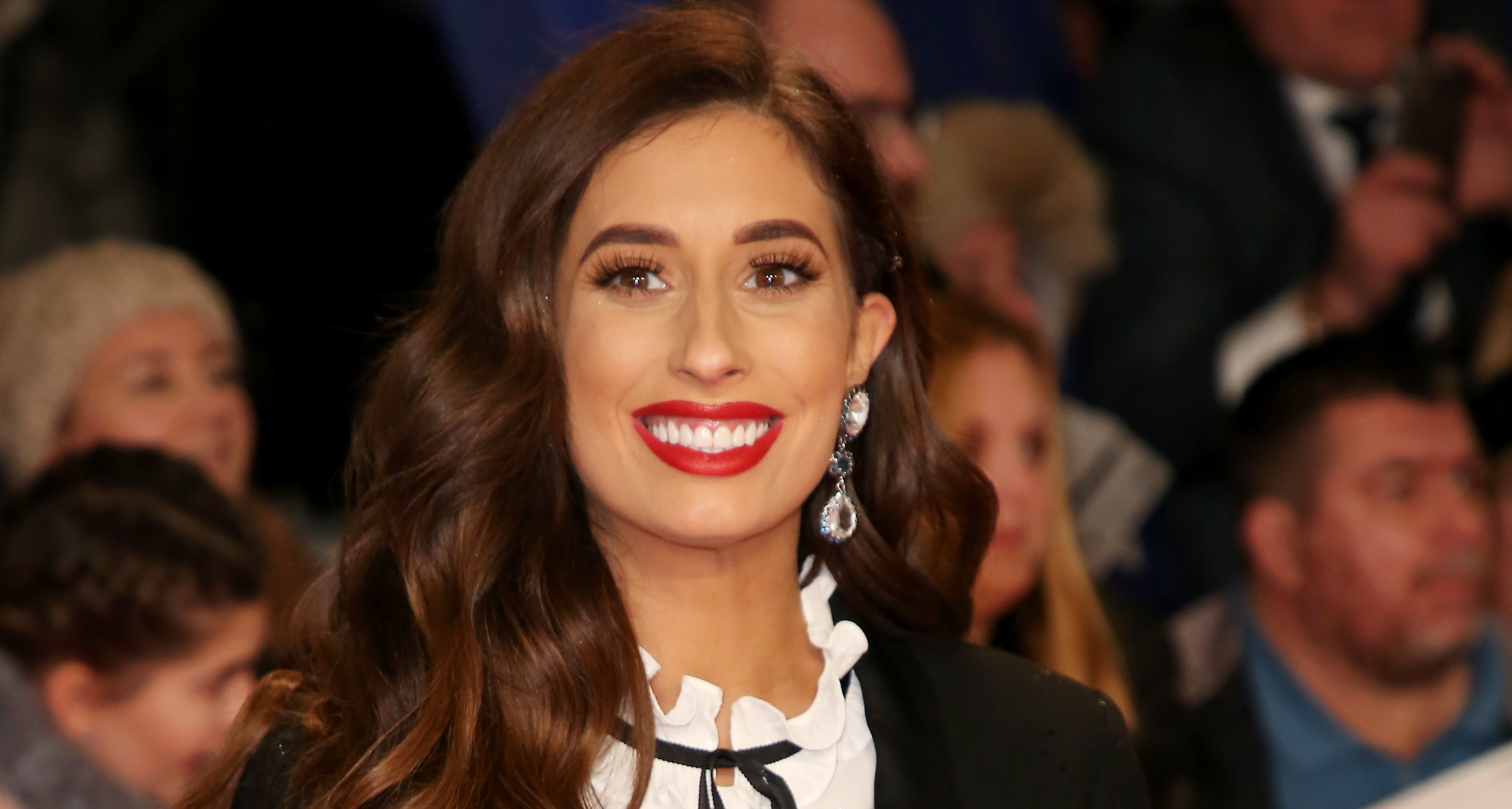 Stacey Solomon addresses cellulite and 'leaking boobs' in inspiring maternal message