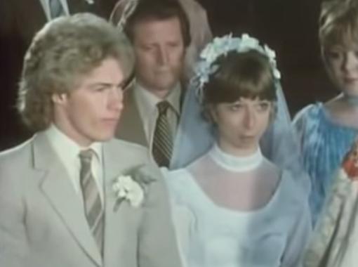 Coronation Street Brian weds Gail Credit: ITV/YouTube