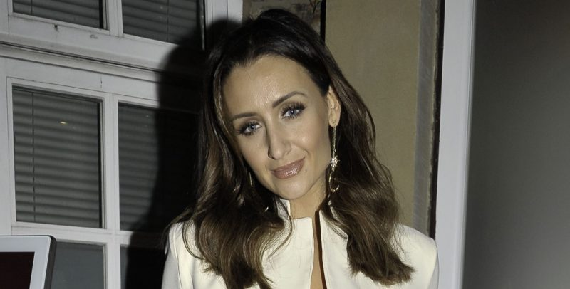 Catherine Tyldesley reveals 'hearing problem' after family trip to Portugal