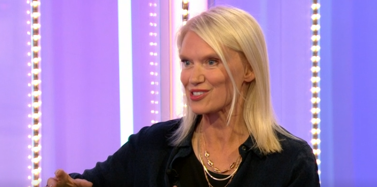 Anneka Rice on The One Show