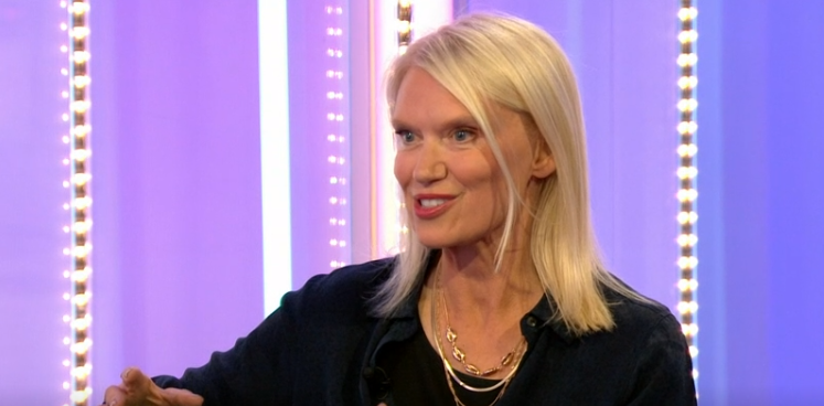 BBC viewers stunned by 'ageless' Anneka Rice on The One Show
