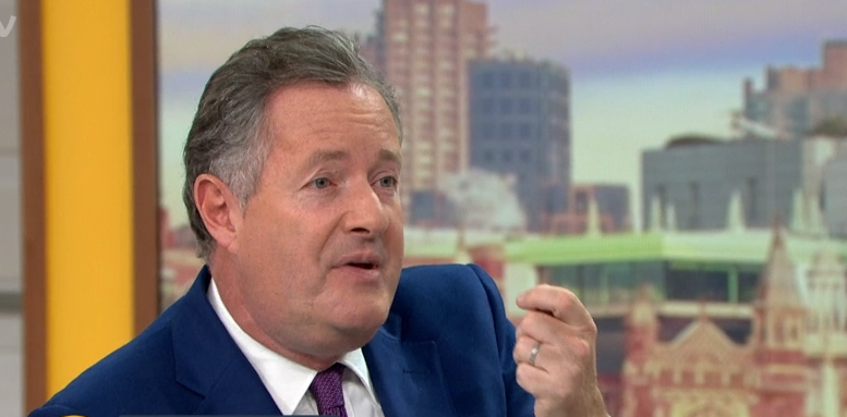 Piers Morgan vows to pay D-Day veteran's TV licence after BBC's decision