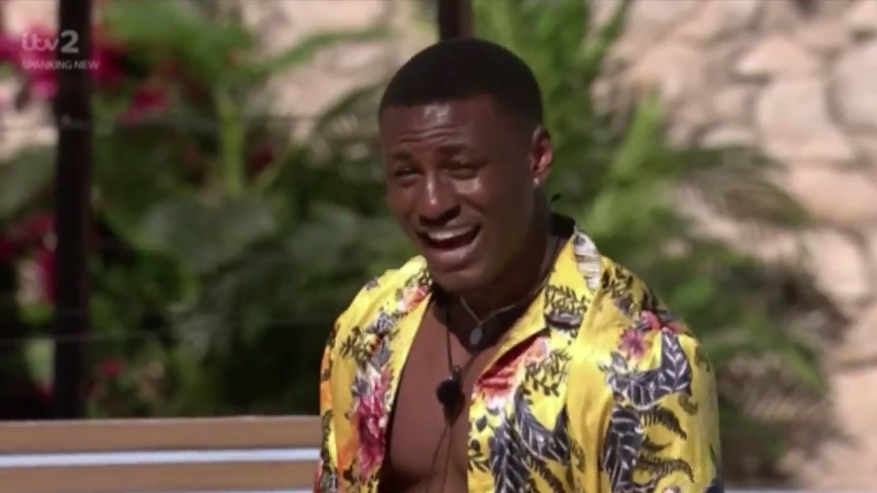 Love Island: Sherif leaves villa due to 'poor judgement'