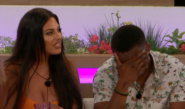 Love Island Sherif Lanre kicked out: Axe 'didn't involve police'