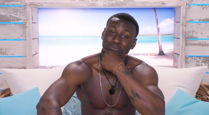 Sherif Lanre leaves Love Island after 'breaking rules'