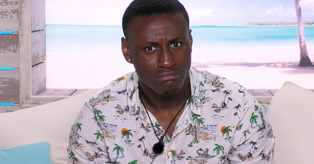 Love Island's Sherif Lanre slams ITV bosses after being 'banned' from reunion show
