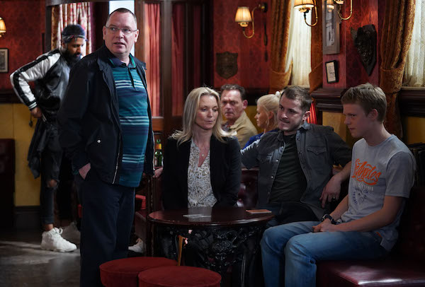 EastEnders SPOILER: Ian returns to face troubled Bobby