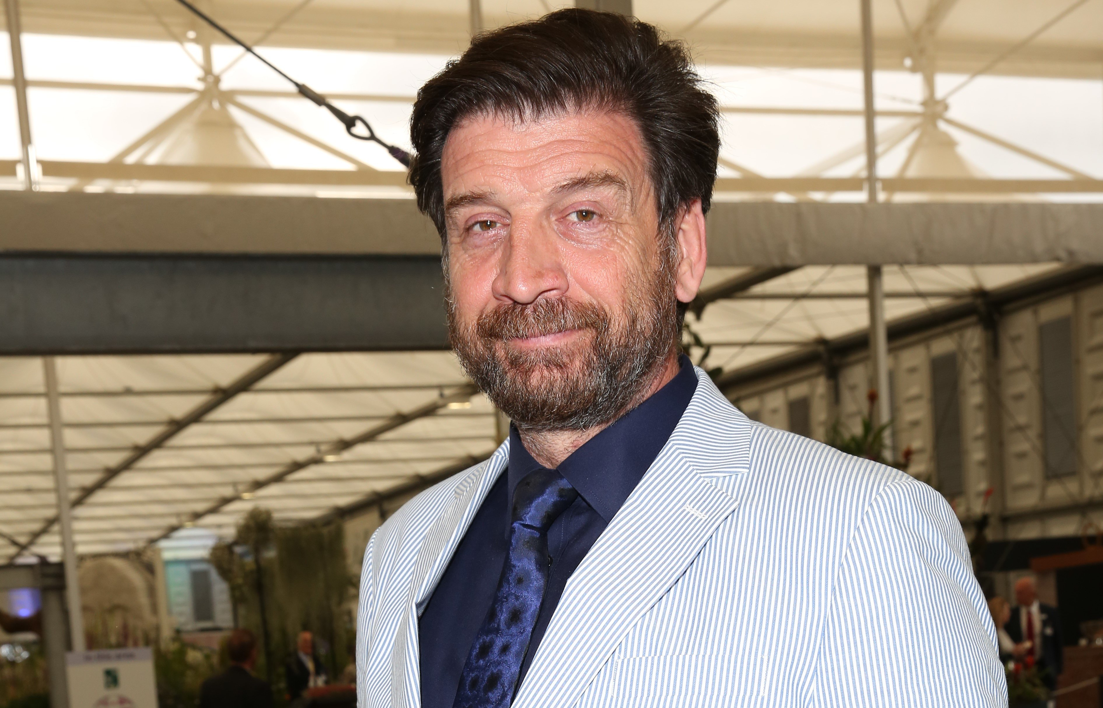 Nick Knowles fans swoon over his 'much nicer' brother