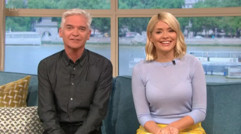 Phillip Schofield admits he's suffering after night out with Holly Willoughby