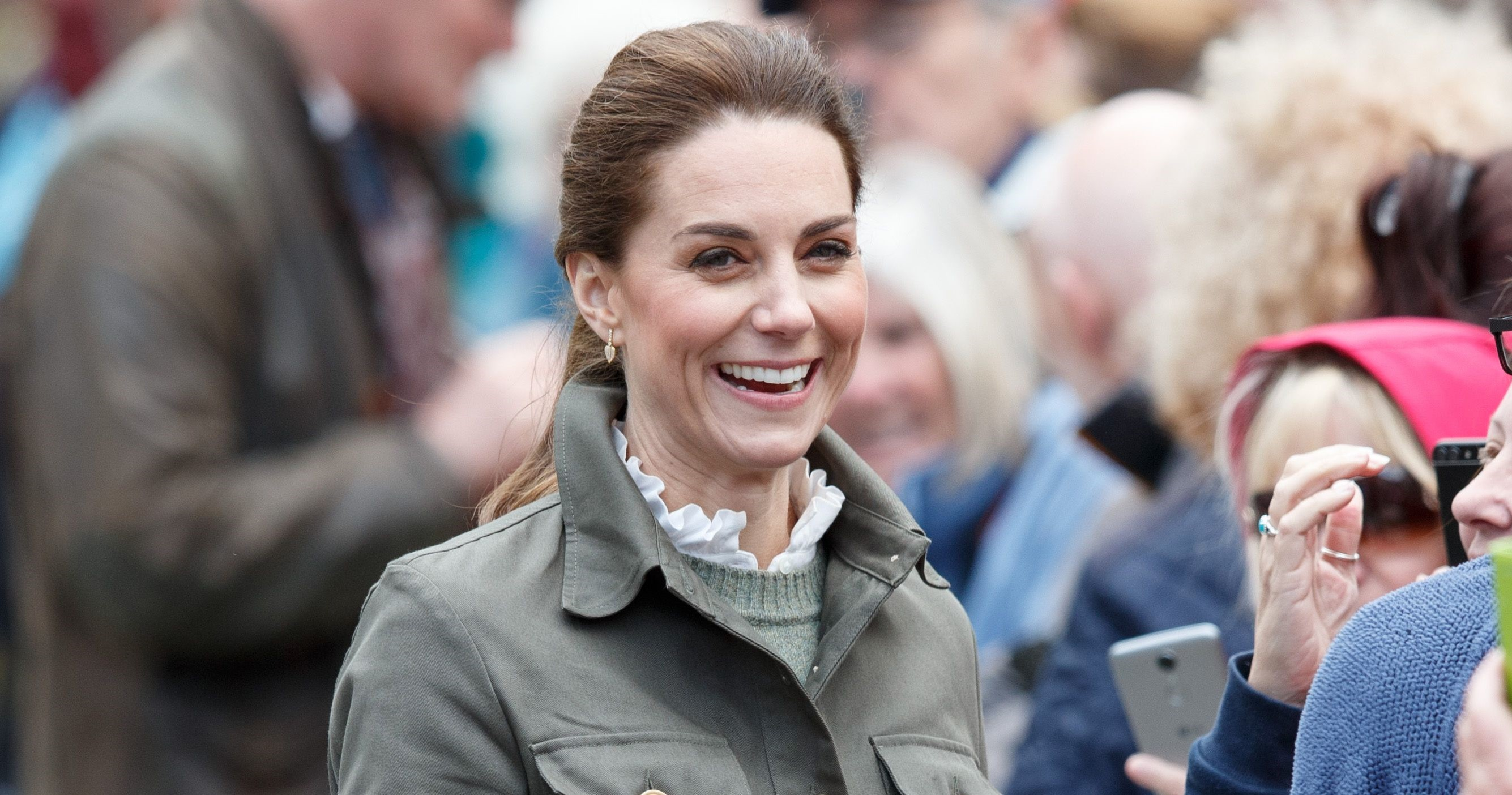 Kate Middleton speaks passionately about her addictions advocacy in rare speech