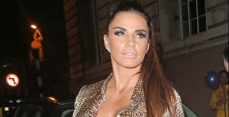 Katie Price 'faces financial woes as her clothing company KDC Trading closes down'