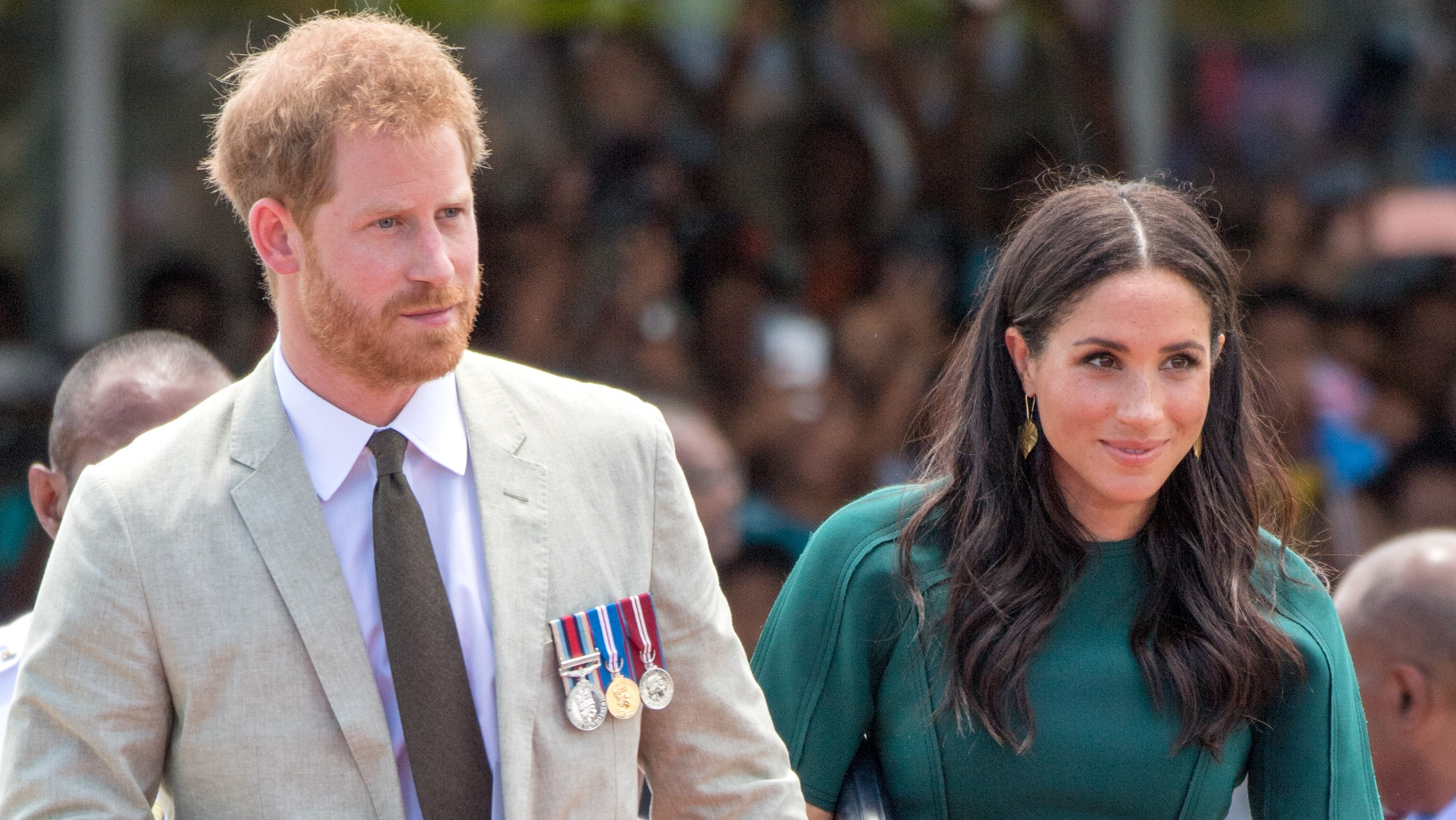 Prince Harry's first wedding anniversary gift to wife Meghan 'revealed'