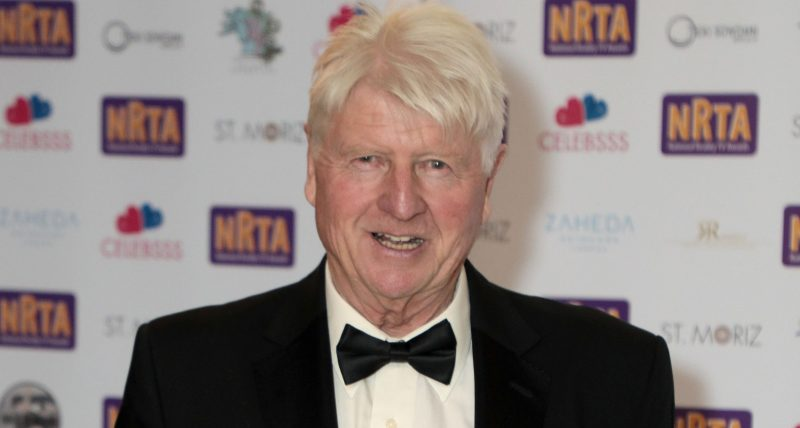 Stanley Johnson has fans in hysterics with 'hilarious' selfie blunder