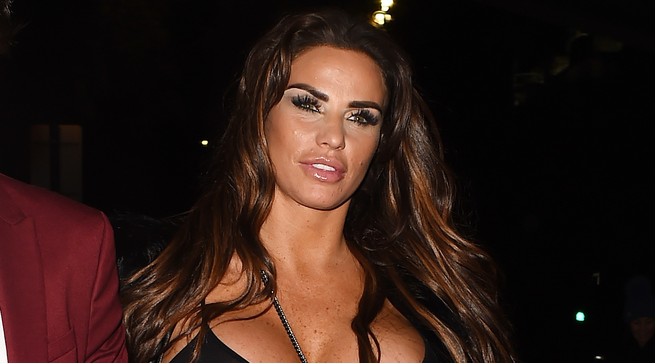 Katie Price 'pulled over by police AGAIN a week after driving ban was lifted'